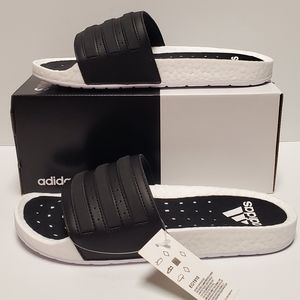 Adidas Adilette Boost Slides Core Black EG1910